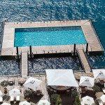 Pool Flowers Gran Hotel Tremezzo Lake Como