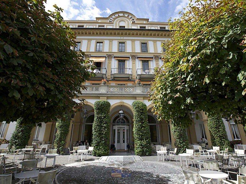 Villa D'Este lake Como wedding venue