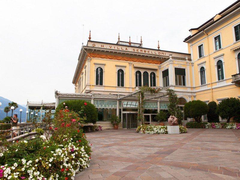 Villa Serbelloni Bellagio Lake Como wedding