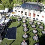 weddings gala lake Como