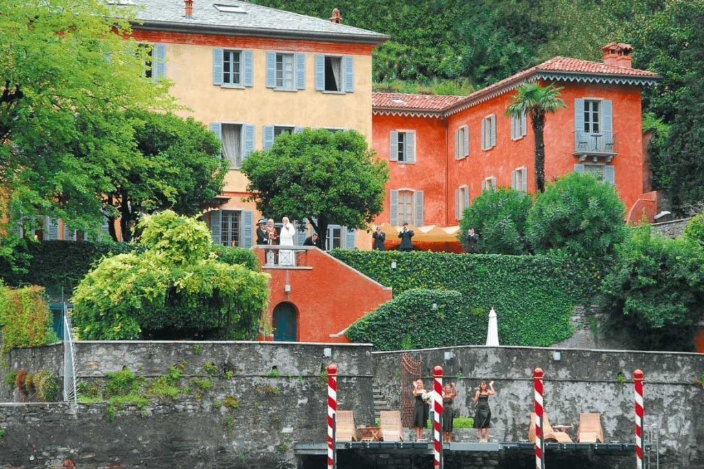Villa Regina Teodolinda location wedding lake Como