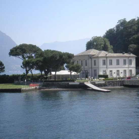 Villa Geno lago di Como