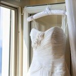 bridal dress for destination wedding lake como