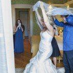 Bride gets ready in Grand Hotel Tremezzo