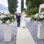 Symbolic Jewish ceremony Villa Corte del Lago