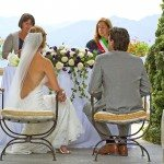 special wedding in Villa Balbianello