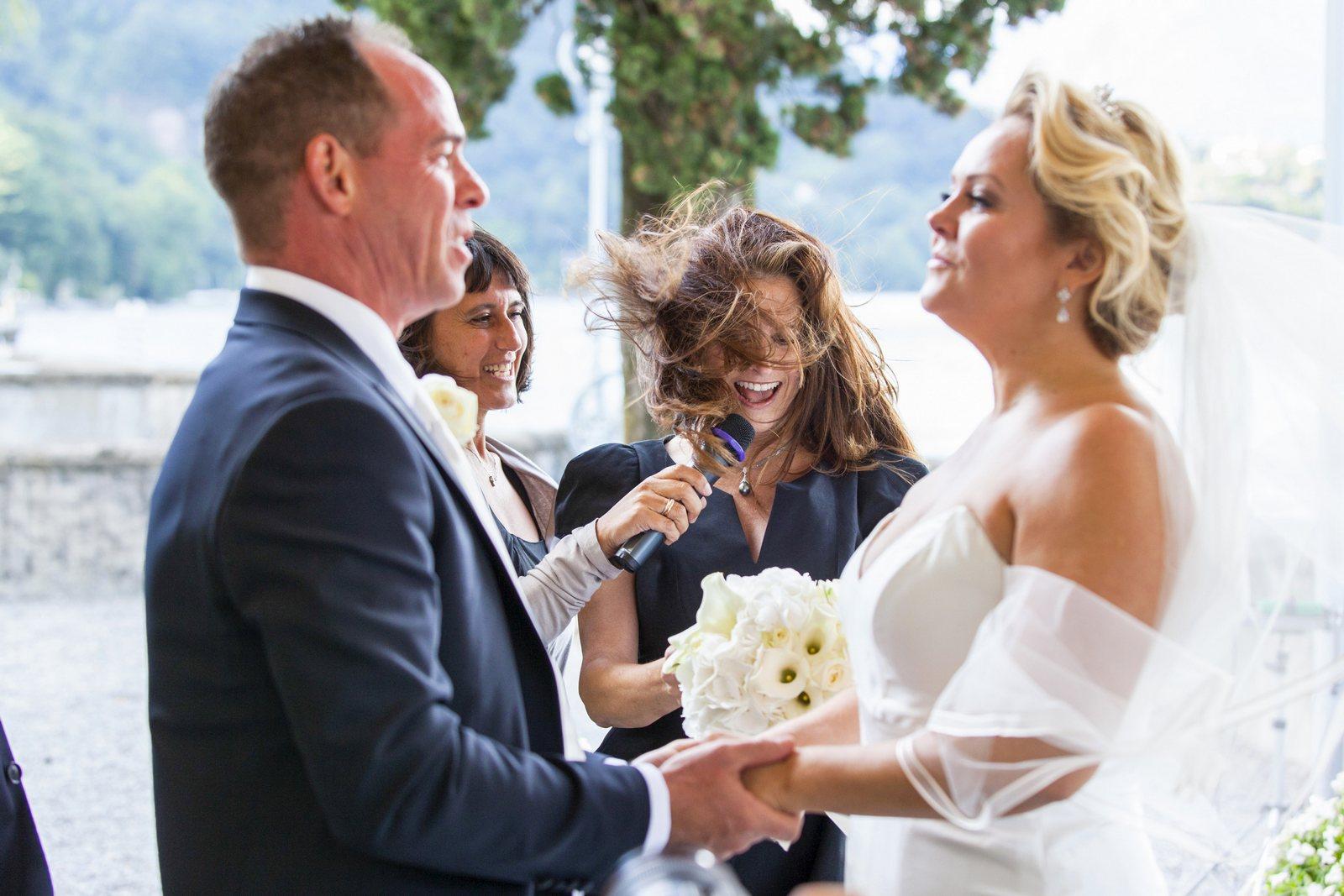wedding in Villa Corte del Lago
