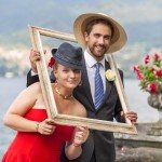 wedding photobooth in villa corte del lago