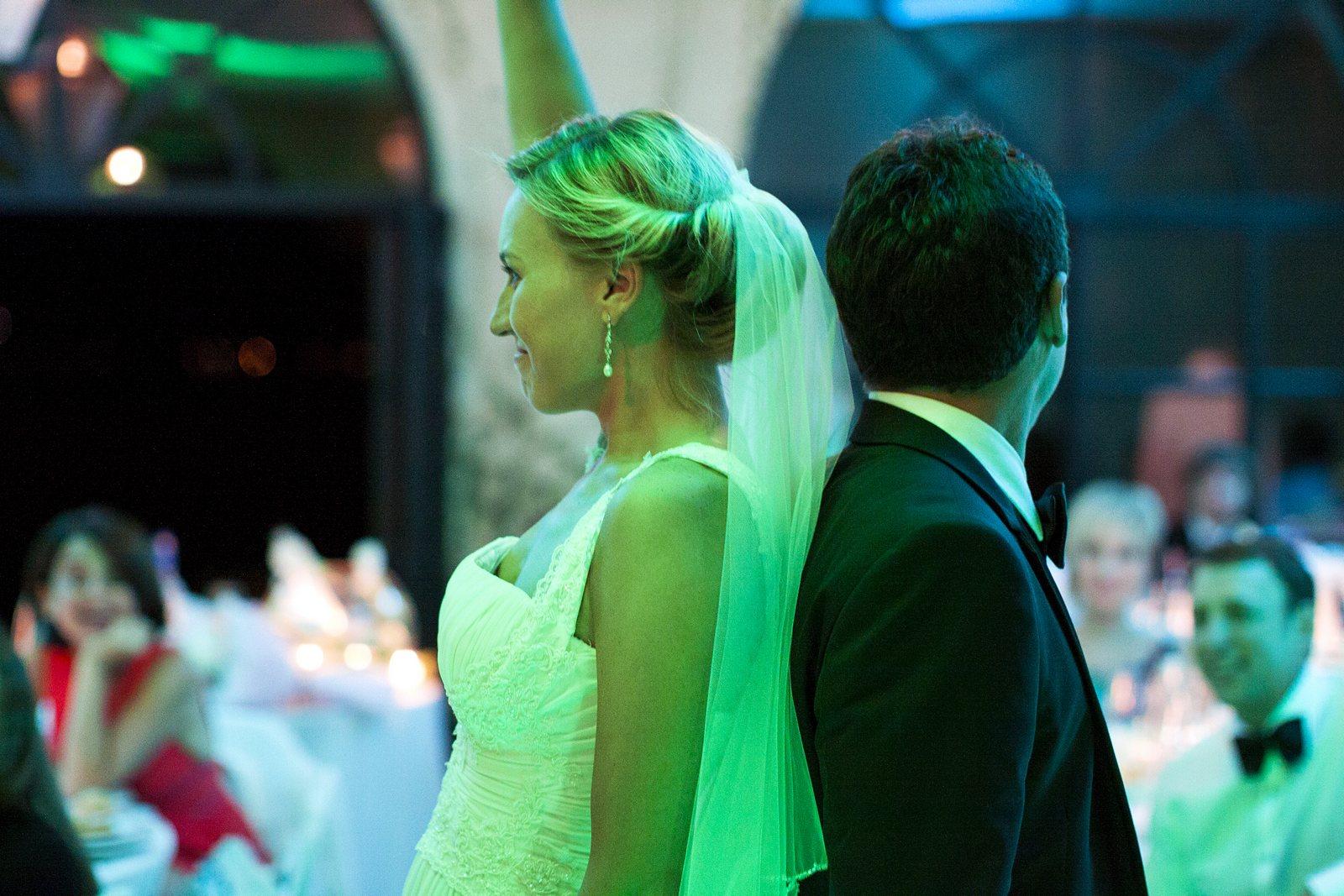 wedding first dance in villa balbianello