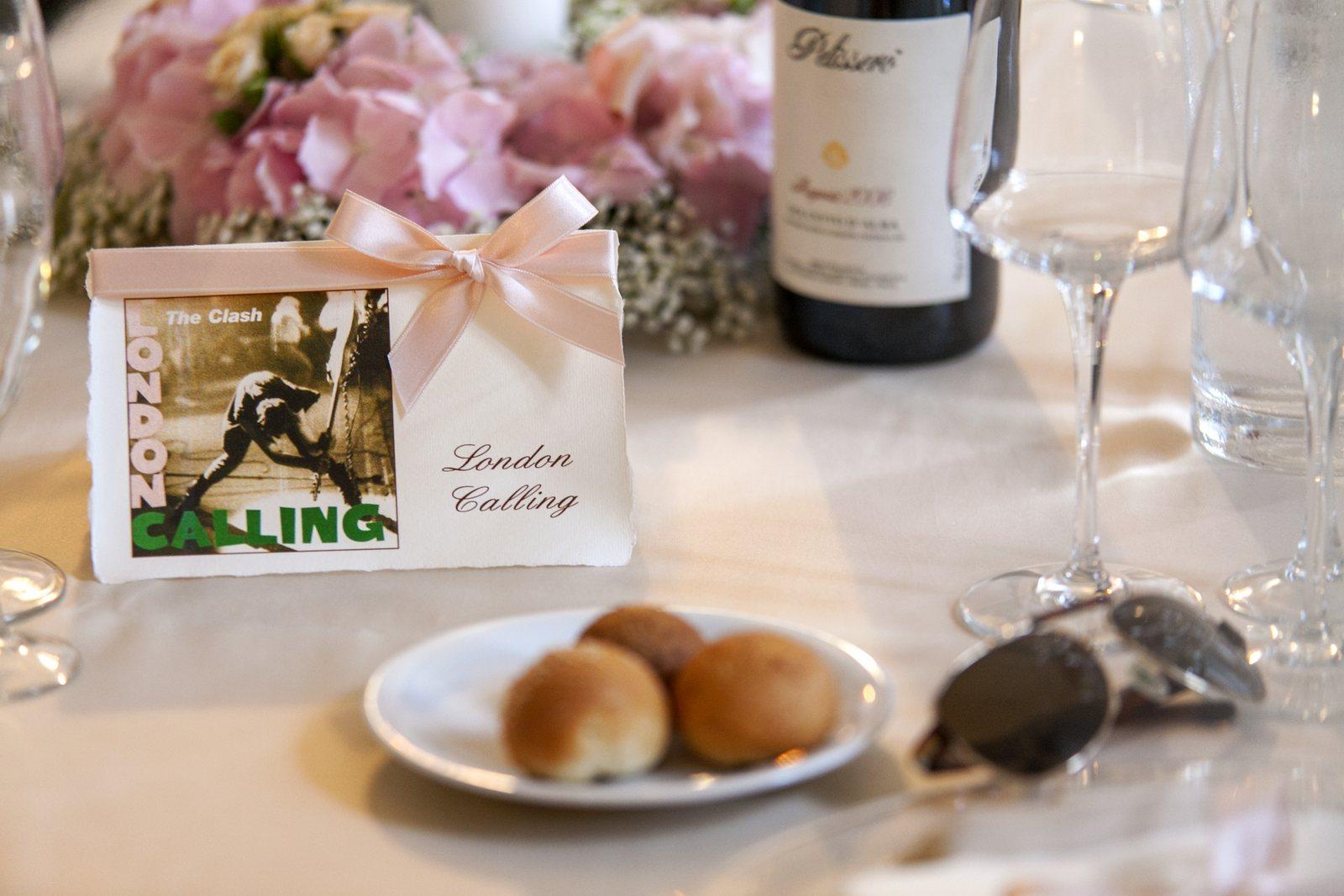 wedding table card villa regina teodolinda