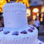 wedding cake in villa regina teodolinda