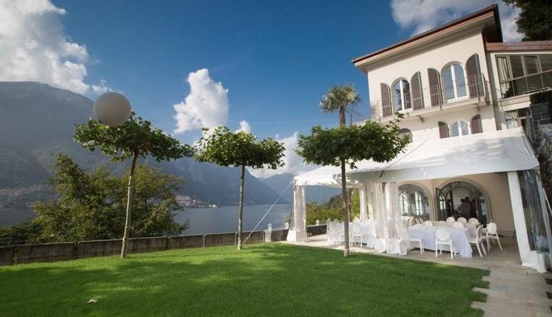 Villa Lario wedding venue Lake Como