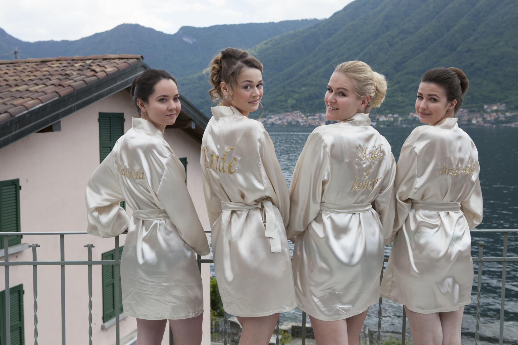 Villa balbianello - Lago di Como - Italy - Romantic Wedding