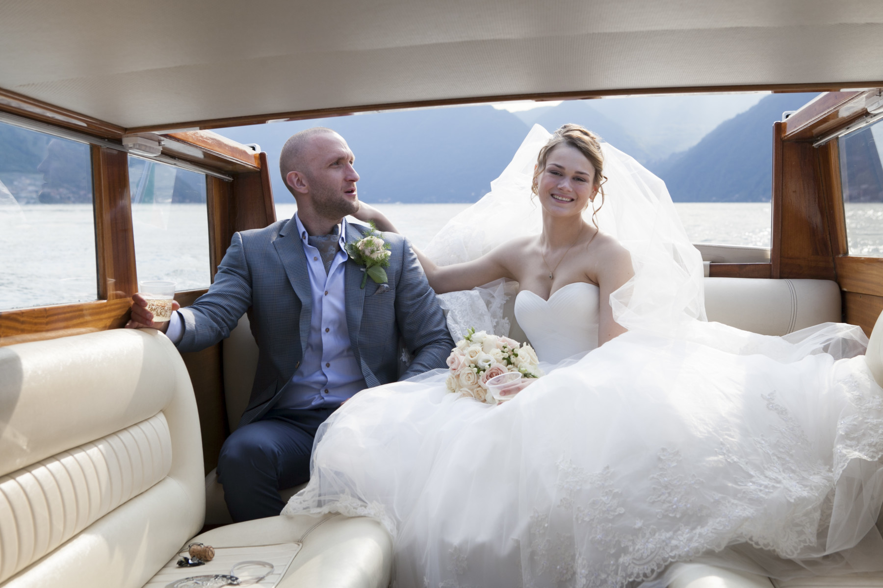Villa balbianello - Lake Como - Italy - Destination wedding