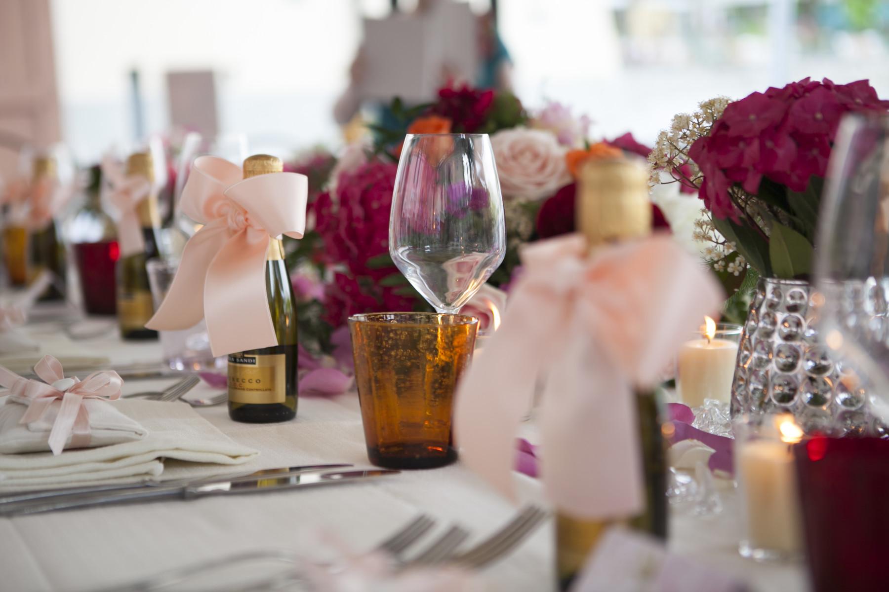 Floral Decorations - Florals - La Tirlindana - Lake Como - Italy