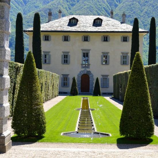 Villa balbiano - Lago di Como