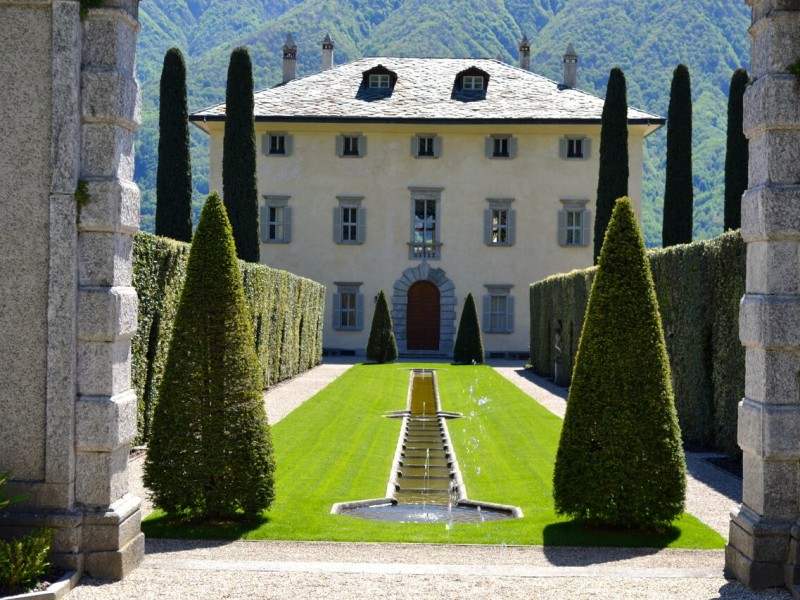 Villa Balbiano - Lake Como Wedding