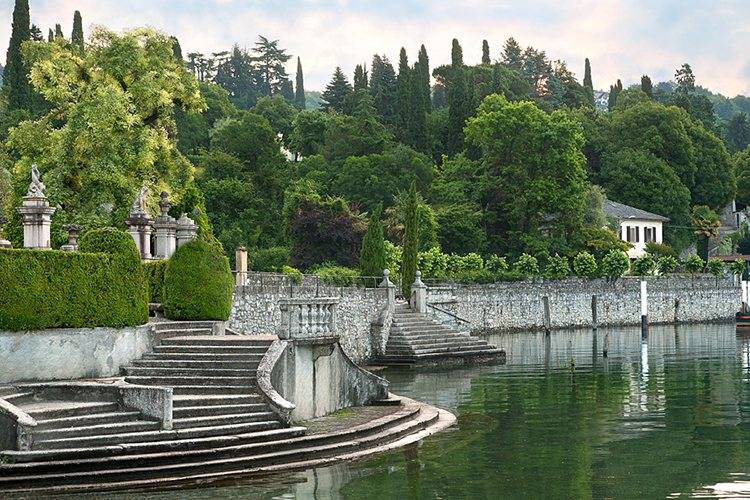 Villa Sola Cabiati location wedding lake Como