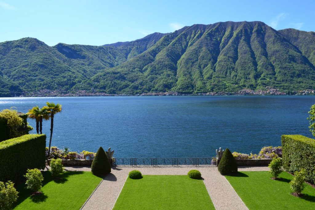 Villa Balbiano - lago di Como - matrimonio di lusso