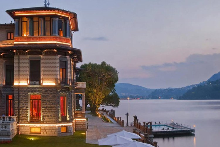 Castadiva resort wedding venue lake como join us - Casta diva lake como italy ...
