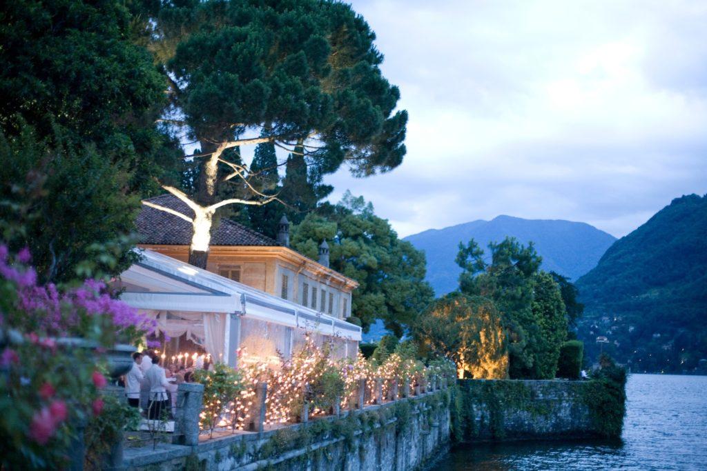 Villa Pizzo - Cernobbio-Lake Como