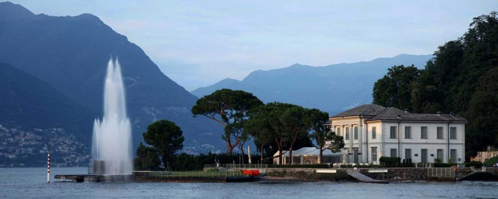 Villa Geno wedding event Lake Como