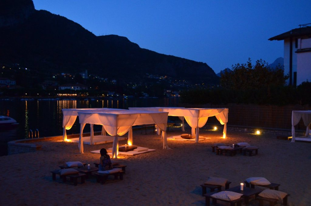 Lido di Lenno wedding italian lake Como