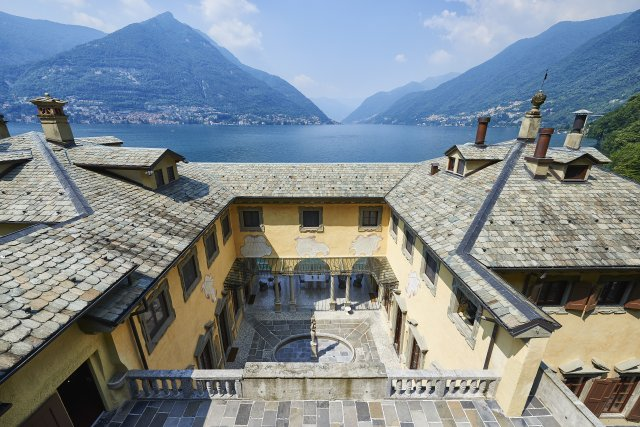 Villa Pliniana - Lake Como wedding venue