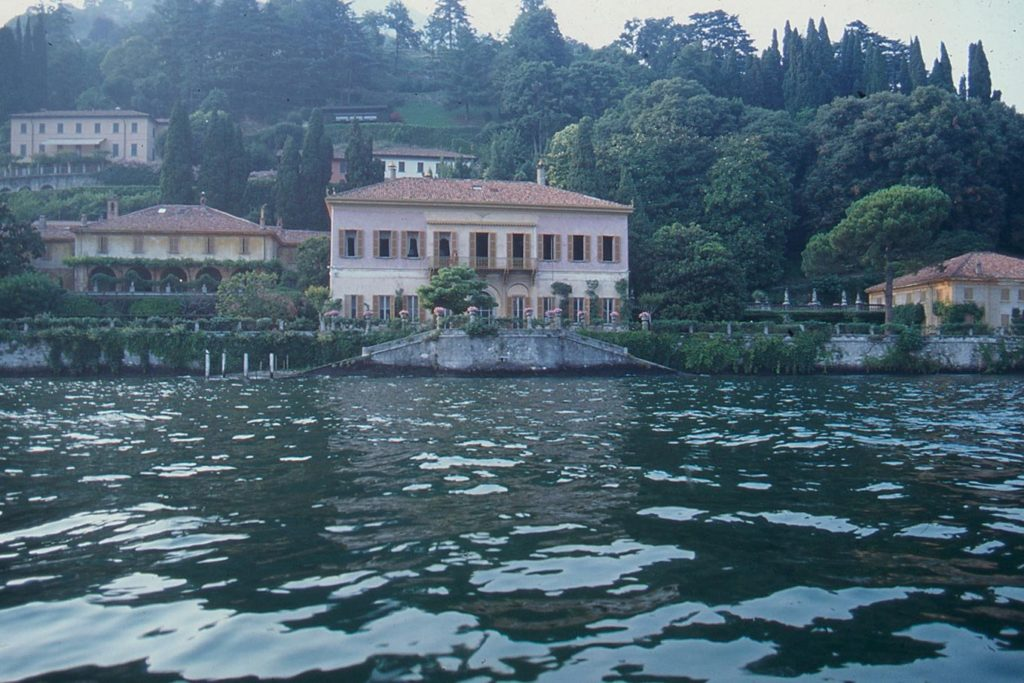 Villa Pizzo lake Como wedding location