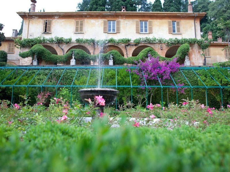 Villa Pizzo lake Como wedding location