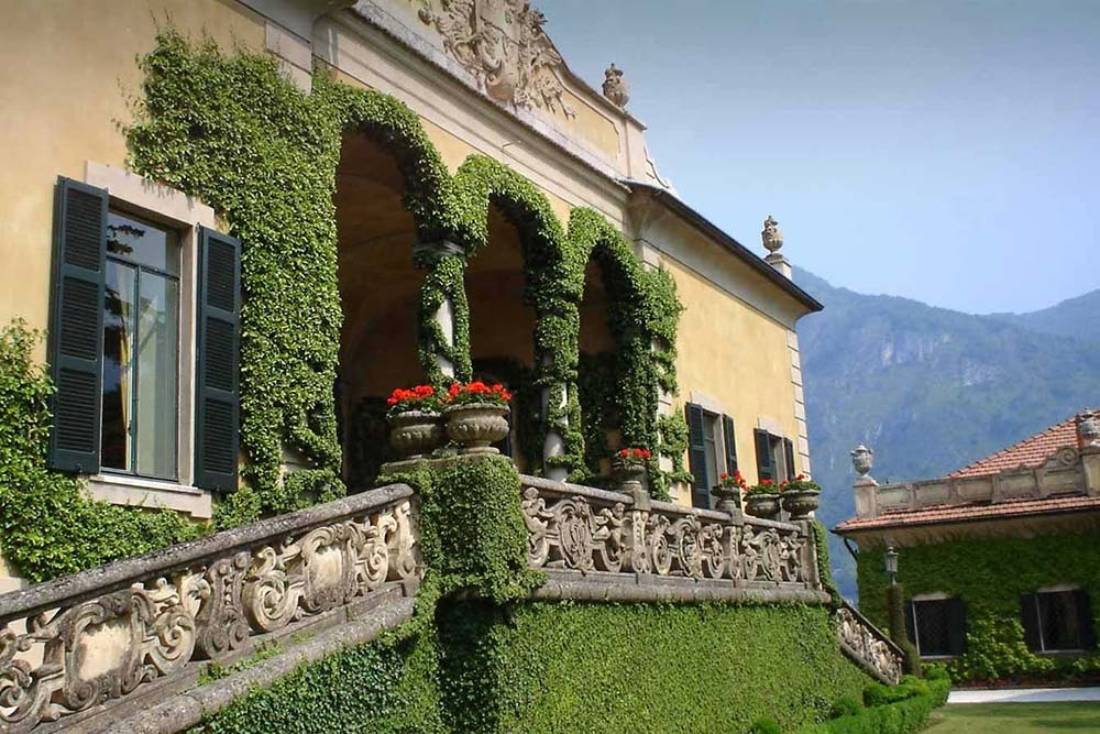 Villa Balbianello wedding venue