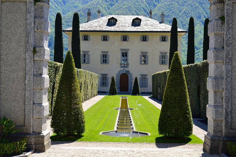 Villa Balbiano Wedding venue Lake Como