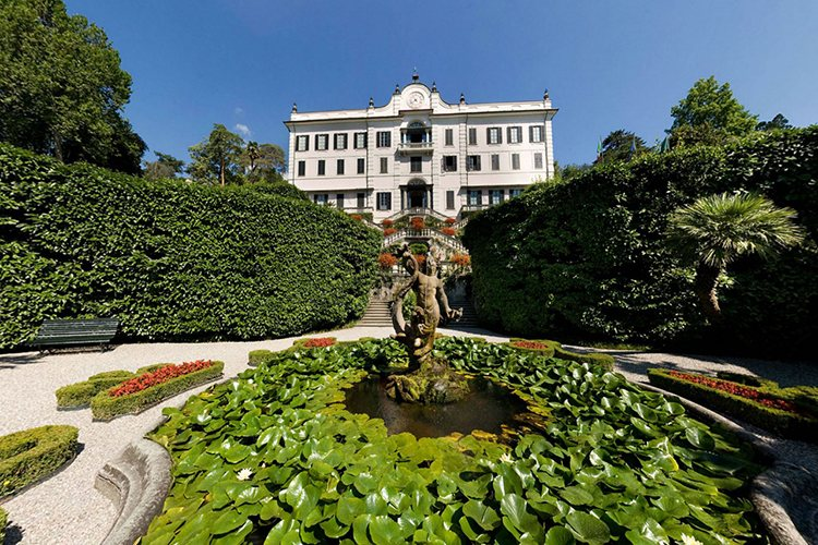 villa carlotta wedding lake como
