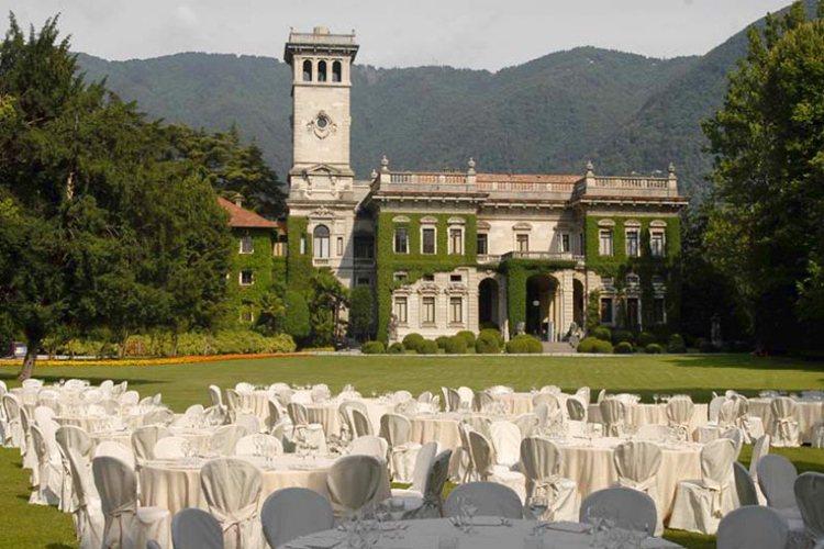 Villa Erba Join Us Wedding Planner