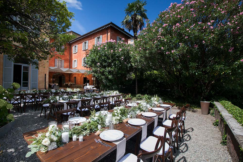 Villa Regina Teodolinda wedding venue Lake Como