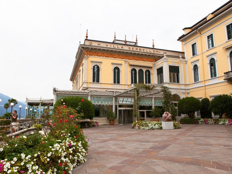 Villa Serbelloni Bellagio Lake Como wedding