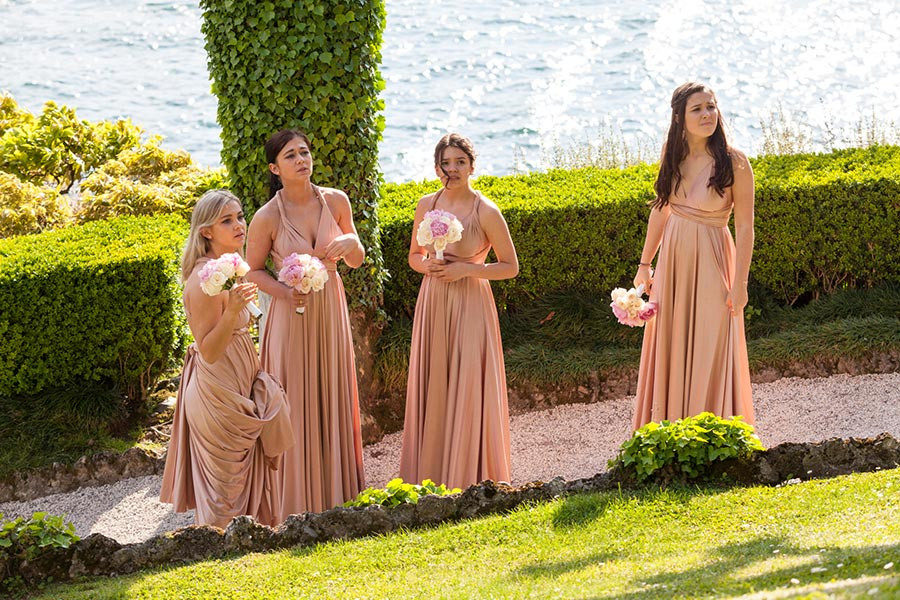 Lauretta and Dominic's Wedding - Villa Balbianello