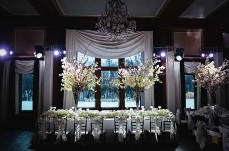 Winter Wedding at Badrutt's Palace St. Moritz