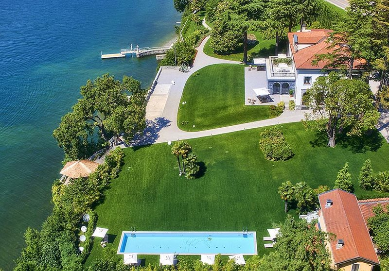 Villa Lario Resort Mandello wedding venue Lake Como