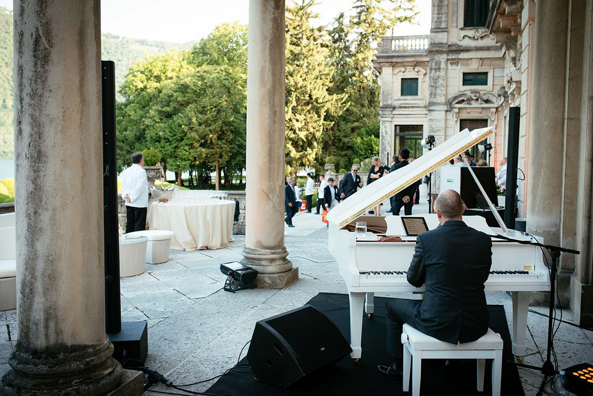 Wedding in Villa Erba Lake Como
