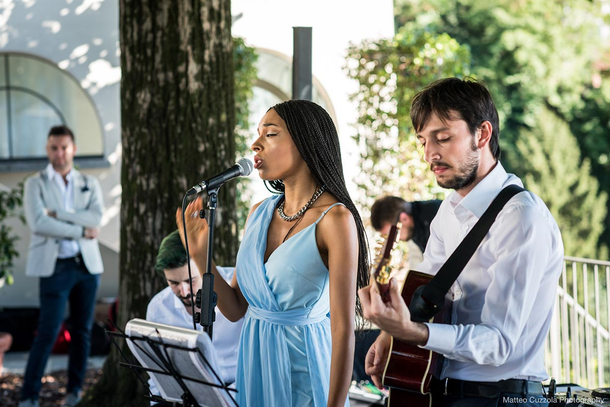 Anya and Tim's Wedding in Villa Lario