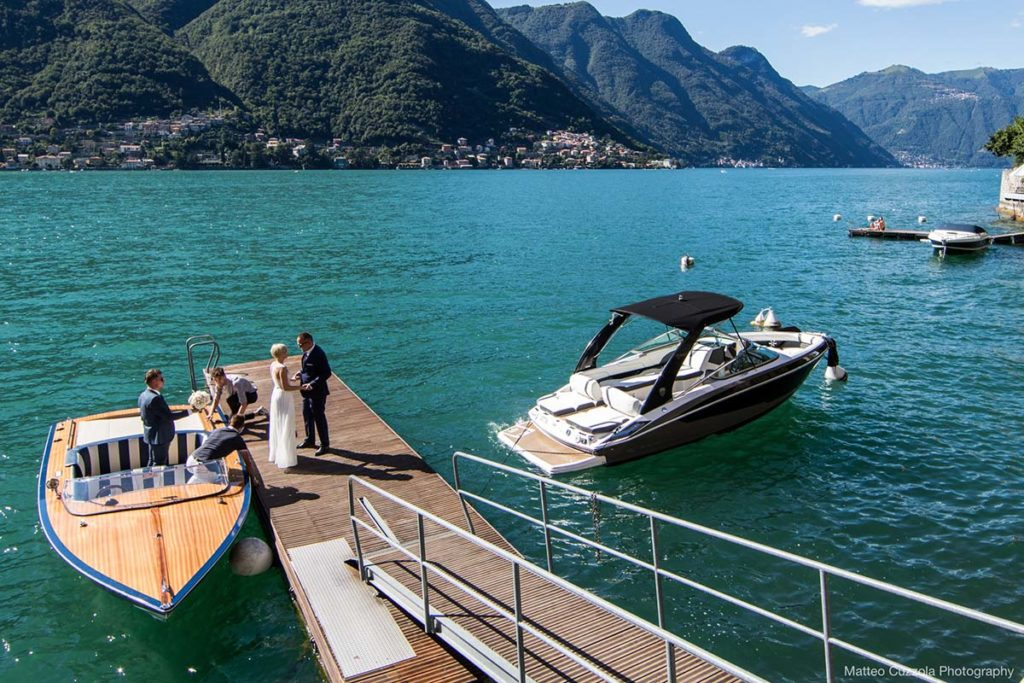 Wedding in Villa Lario Lake Como