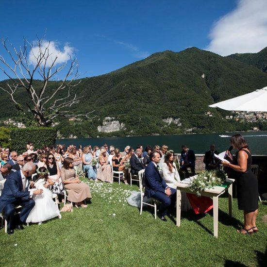 Wedding in Villa Teodolinda Lake Como