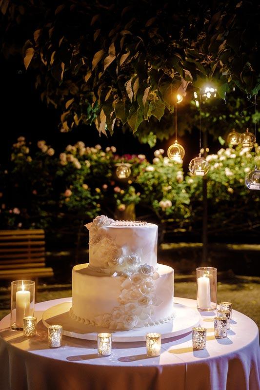 Cake wedding Villa Pizzo Aleksandra Oliver