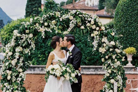 Wedding Villa Erba Lake Como