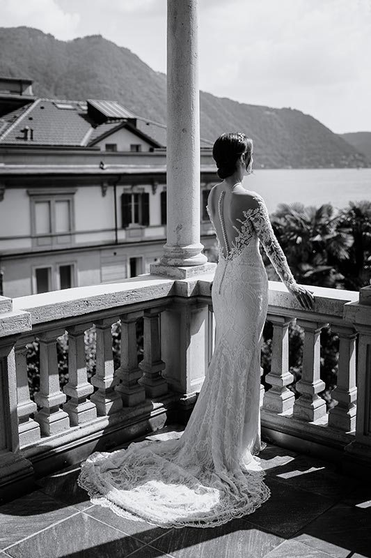 Bride Lake Como wedding planner Join Us