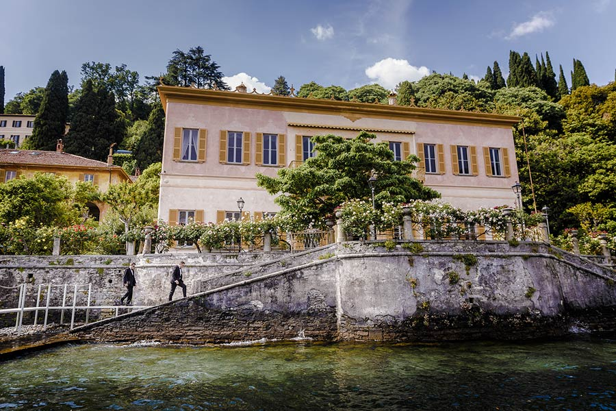 Wedding venue Lake Como Villa Pizzo