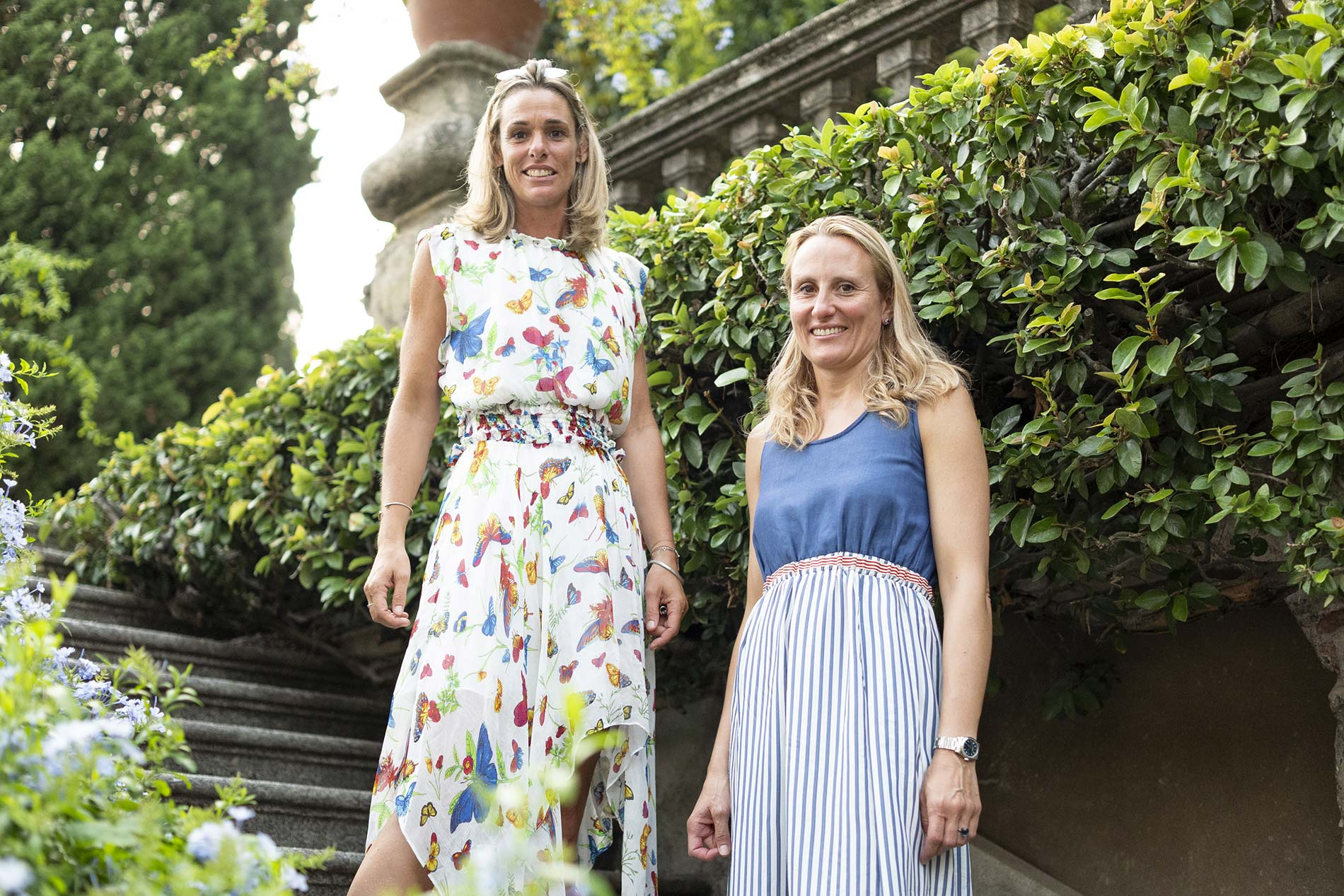 Amelia & Cecile - Wedding Planner Lake Como
