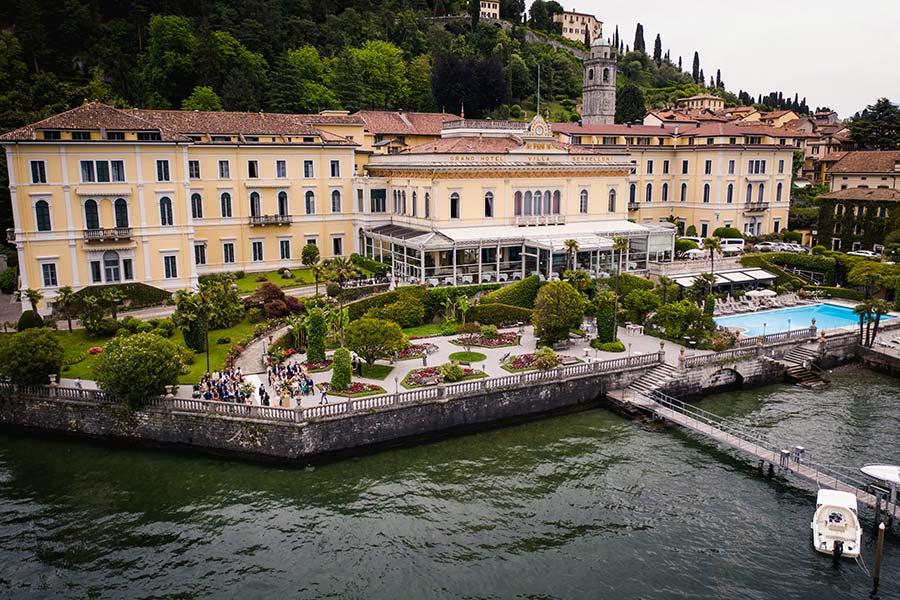 Mila and Francesco's Wedding Villa Serbelloni Bellagio