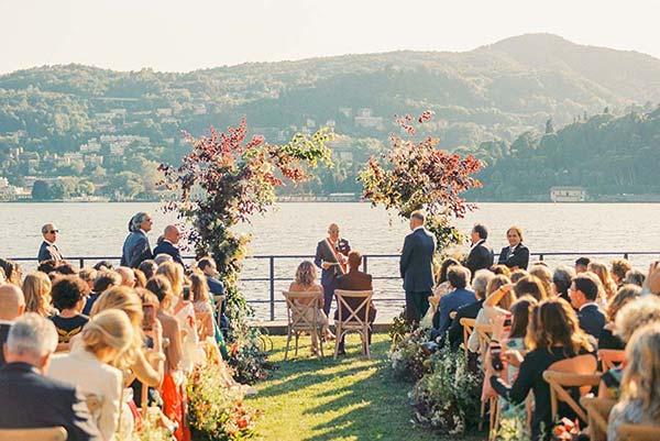 Wedding planner venues Lake Como